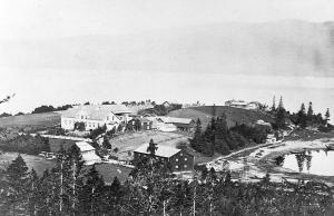 Haverneset ca. 1890